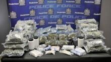 Police drug seizure Feb. 17