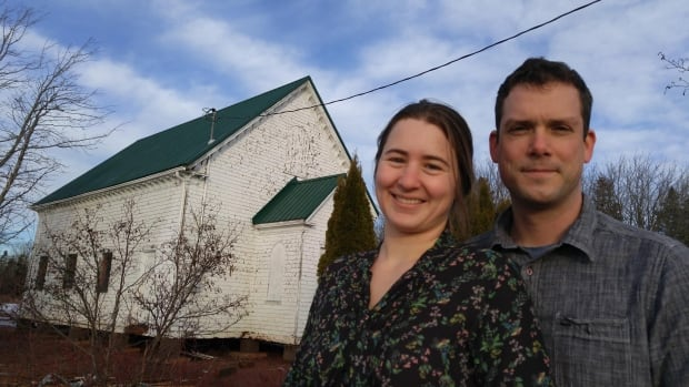 Iain MacInnes and Karine Gallant are building the Island's first malt house in Abrams Village.