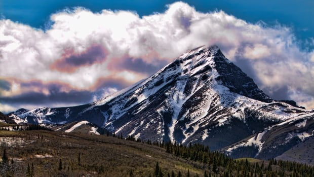 Castle Provincial Park Alberta