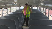 Bus driver check