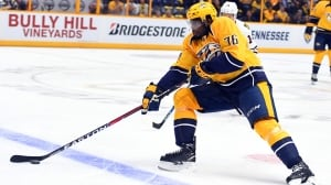 Predators P.K. Subban taken off injured reserve