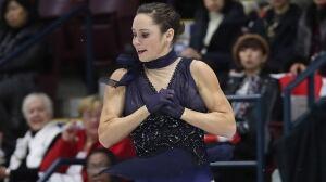 Osmond leads after short program at figure skating nationals