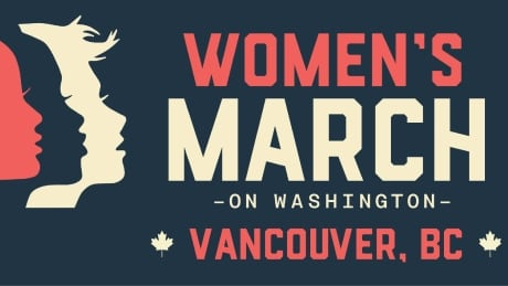 British Columbians to march in solidarity with U.S. Women's March