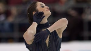 Osmond leads after short program at figure skating nationals