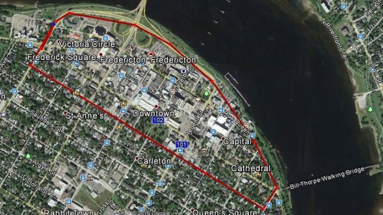 City of Fredericton seeks input on downtown parking CBC News