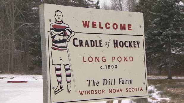 Want to buy a piece of hockey history? Pond where sport began up for sale | CBC News