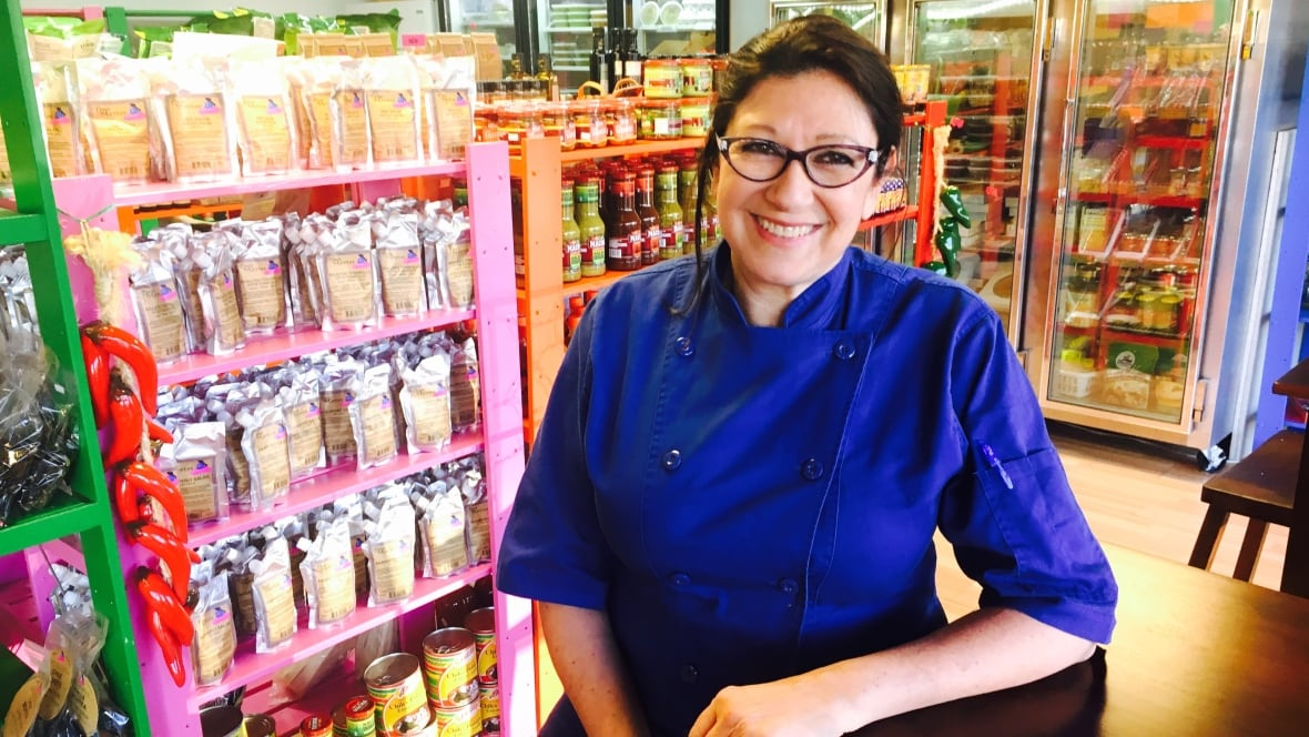 Aurora Orozco shares her taste of home at Tres Marias - CBC.ca