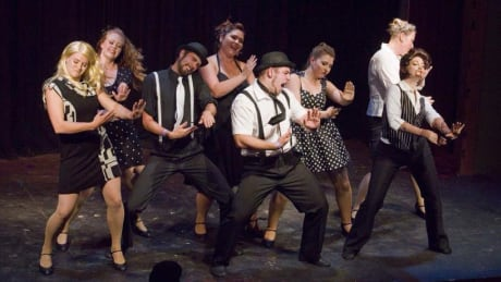Beer guts and burlesque: Prince George performers celebrate the natural male body