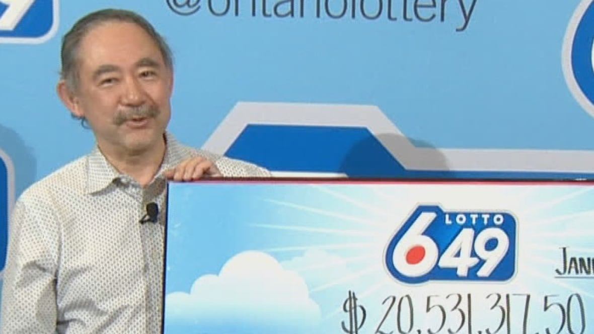Pickering cosmetic surgeon wins $20.5M jackpot — and now he's retired