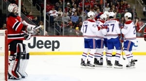 Habs take advantage of Devils' miscues to snap 2-game skid