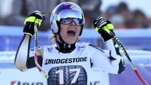 Vonn Germany Alpine Skiing World Cup