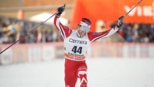 Alex Harvey World Cup Ski