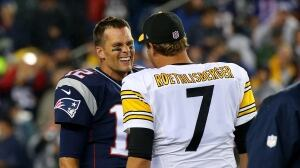 Respect abounds as Patriots host Steelers for AFC title
