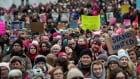 Womens March Canada 20170121