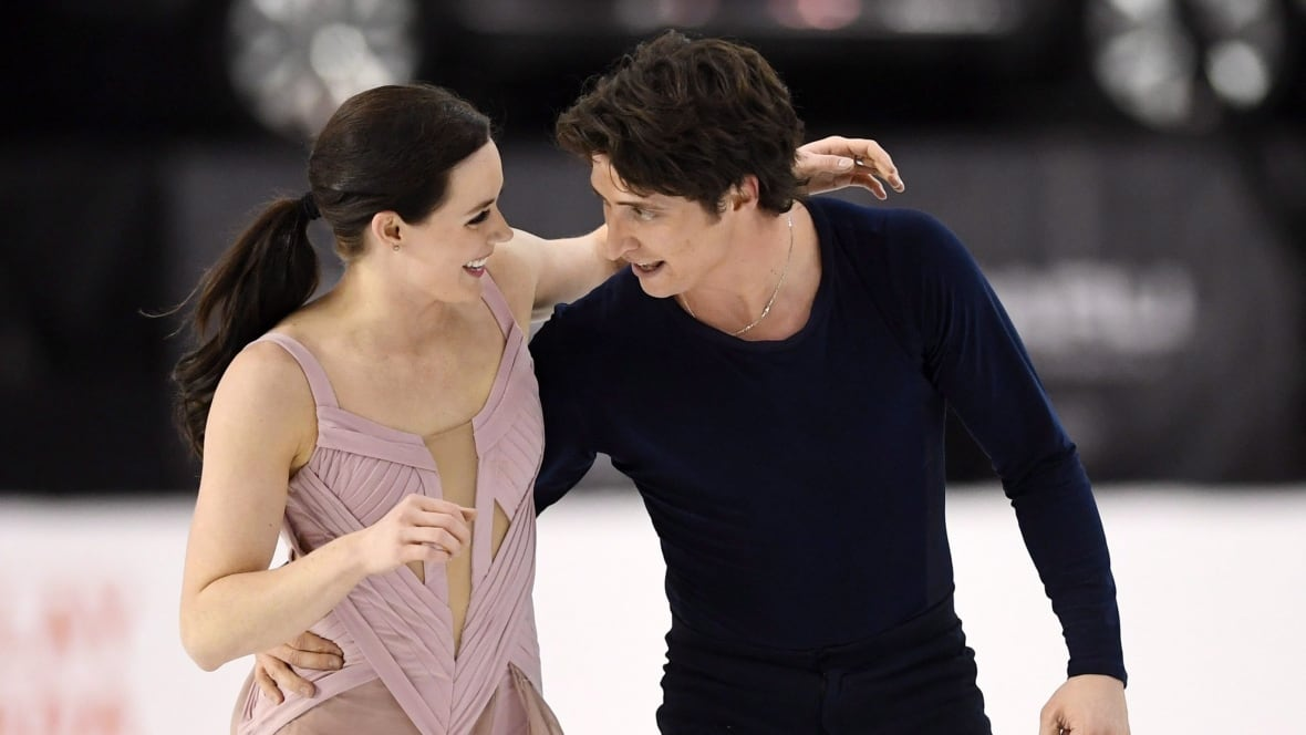 Virtue, Moir score Canadian best to reclaim national crown