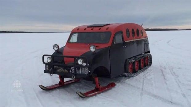 Bombardier Snow machine