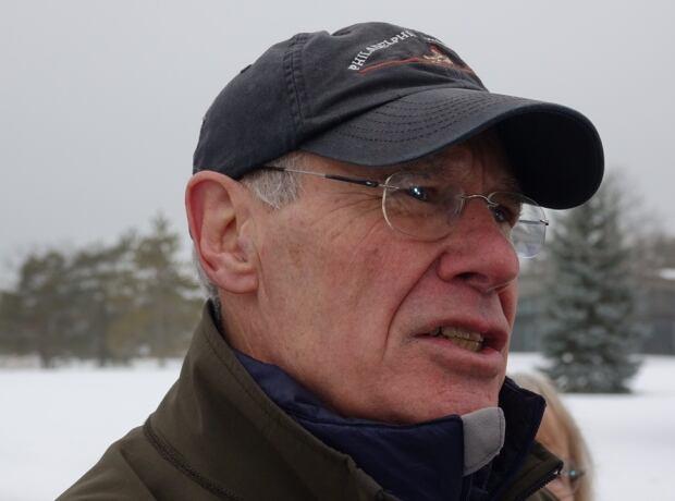 Clive Doucet Ottawa