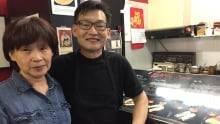 Sandy and Sam Souryavong are closing the Fairmont Confectionery for good Jan.22, 2017