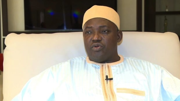 Gambia's Barrow: I expect 'a triumphant welcome' in Banjul