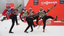 APTOPIX Sweden World Cup Ski
