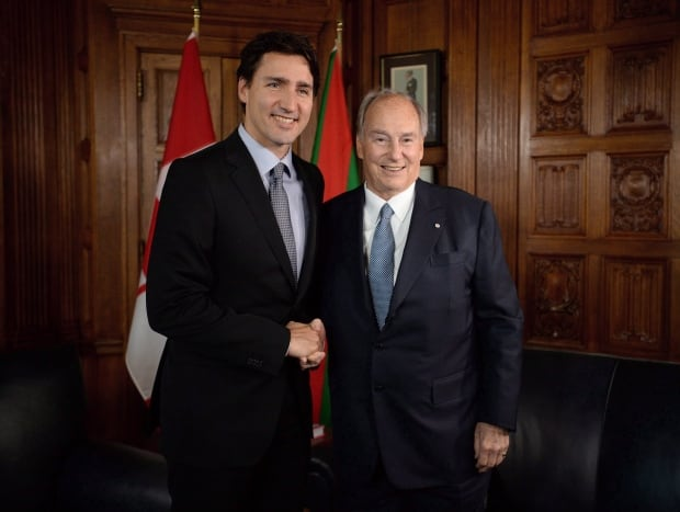 Trudeau Vacation 20170110