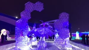 Canadian chefs take 2nd place at Harbin, China's International Ice and Snow Festival