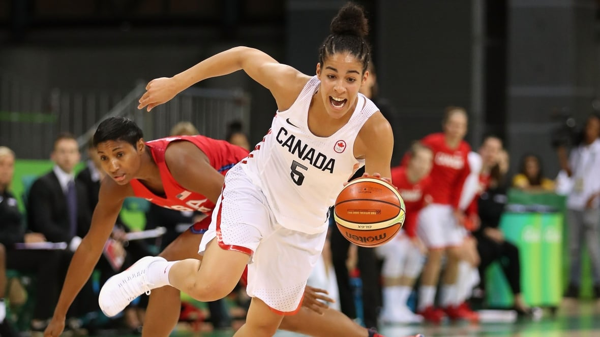 Kia Thunder Bay >> Kia Nurse on UConn's win streak, Canadian basketball - Basketball - CBC