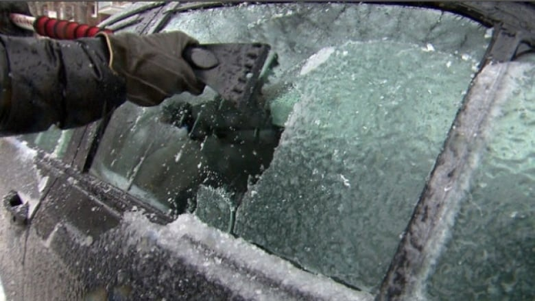 Freezing rain leaves thousands without power in Cape Breton | CBC News