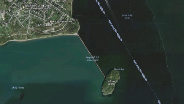 The Negro Point Breakwater in west Saint John is one of the local place names that should be changed, according to the New Brunswick Black History Society.