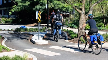 Changes needed on popular Vancouver bike route, says city
