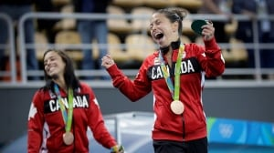 Double Olympic medallist Roseline Filion announces retirement