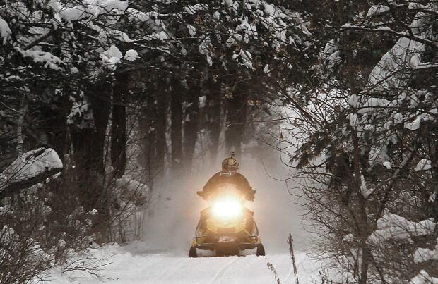 Snowmobiling Season