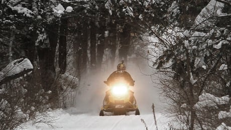 Preparation saves lost snowmobiler from serious harm