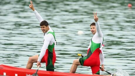 Belarus Canoe