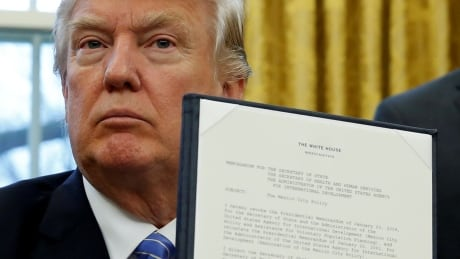 Trump fulfils 'Day 1' vows with 3 executive orders in preview of agenda reset