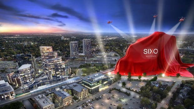 The Zehr Group says it will reveal the design for the Sixo development in March.