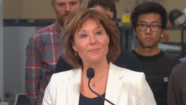 B.C. Premier Christy Clark says B.C. has become a job creation leader in the country since the introduction of the 2011 B.C. Jobs Plan.