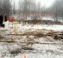 Stoughton oil spill