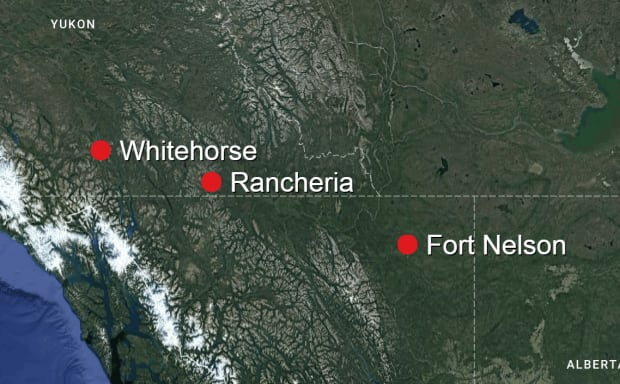 Rancheria, Yukon