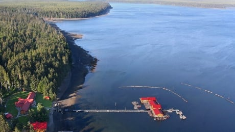 Luxury lodge on Haida Gwaii fined $35K for illegal fishing