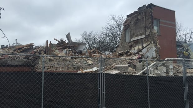 A group of residents said they were devastated to learn that 2444 Yonge St., a 110-year-old Bank of Montreal building, had been demolished.