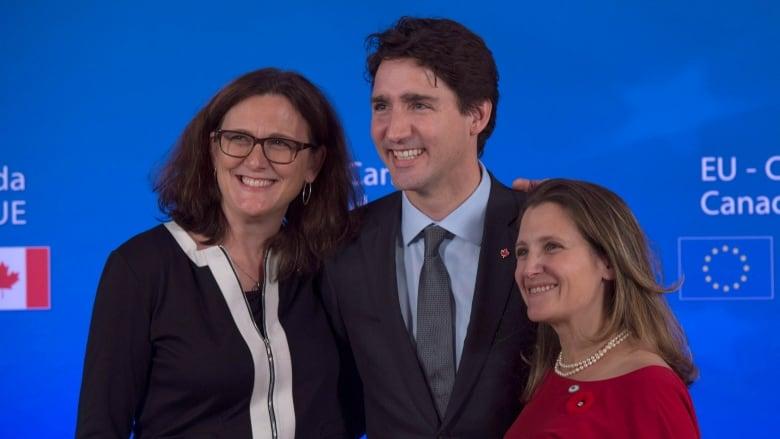 European Parliaments Trade Committee Endorses Canadas Free Trade