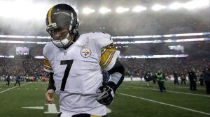 Steelers QB Ben Roethlisberger won't commit to next season