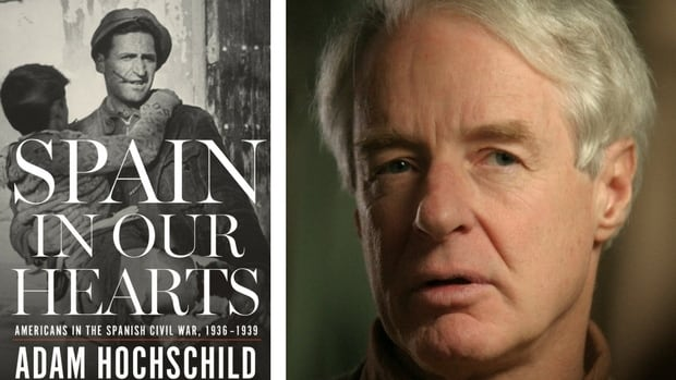 Adam Hochschild Spain in our Hearts