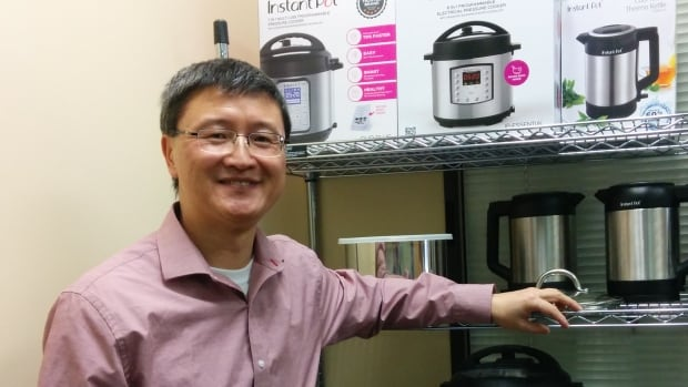 Instant Pot founder and CEO Robert Wang says he caught the 'entrepreneurial bug' and used his engineering skills to create the very successful cooker.