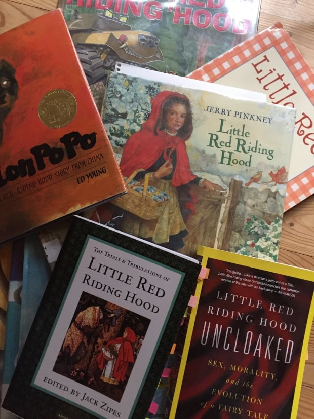 Little Red Riding Hood books
