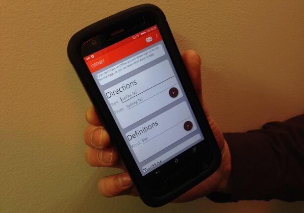 Fall River teens develop OffNet app