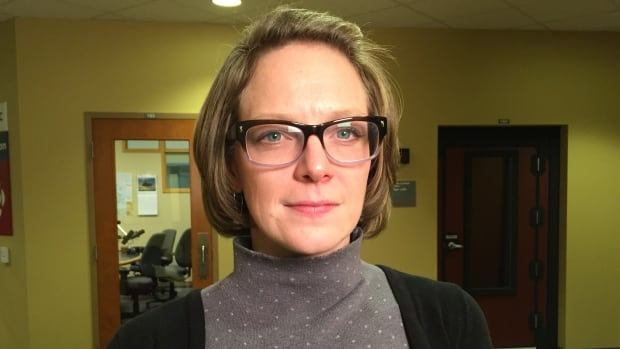Cape Breton Regional Municipality councillor Amanda McDougall