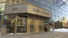 Law Courts Winnipeg