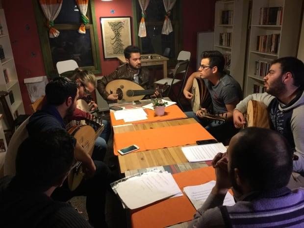 Istanbul Syrians